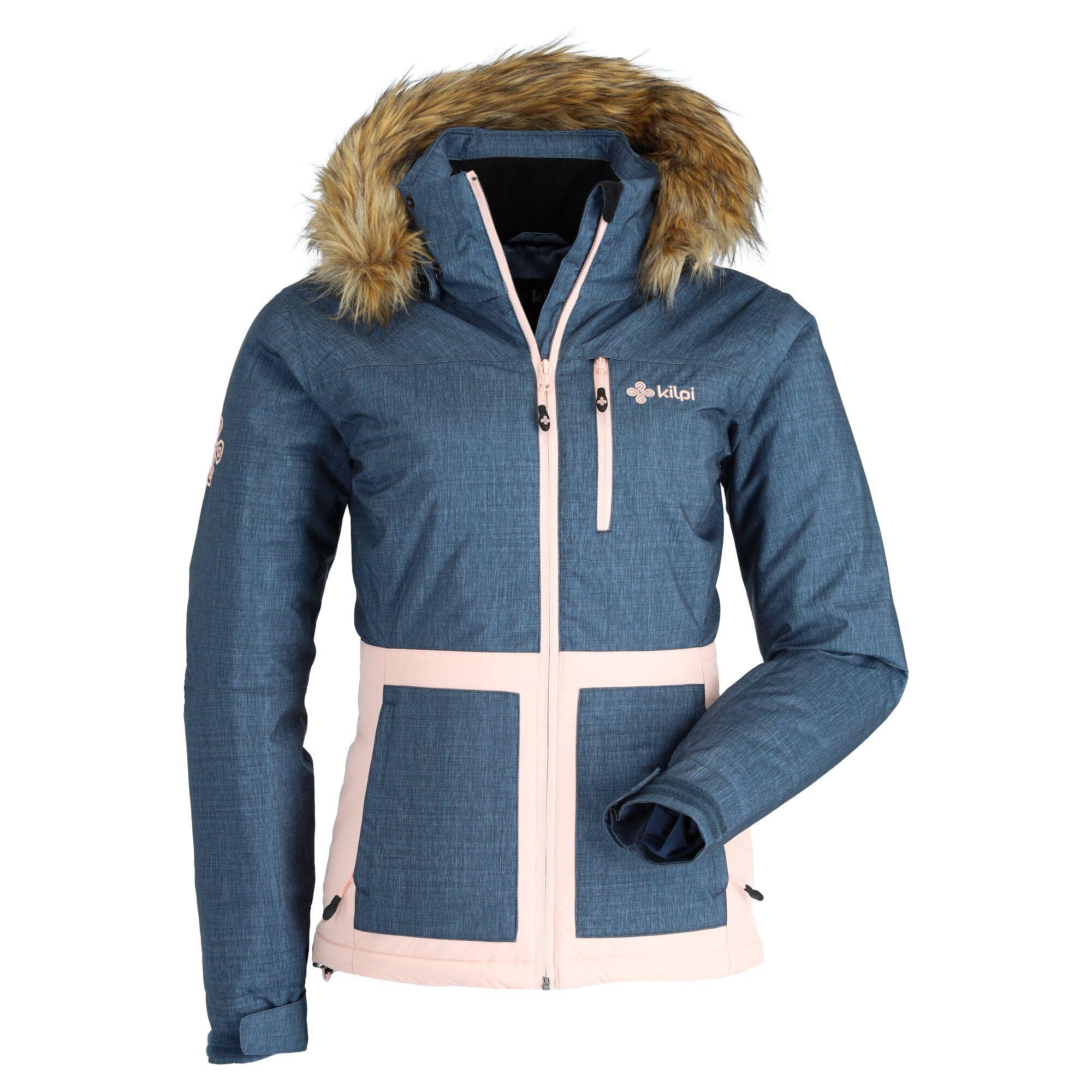 Dare 2B prospérité Femme Ski Veste Imperméable Bleu Sports d/'hiver Manteau de neige